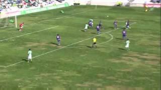 Betis 4 - Rayo Vallecano 0 Jornada 10 Liga Adelante 31/10/2010