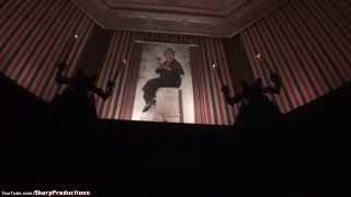 Haunted Mansion (On-Ride) Walt Disney World's Magic Kingdom