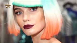 Maya Hansen + Fashion One Tv Hong Kong
