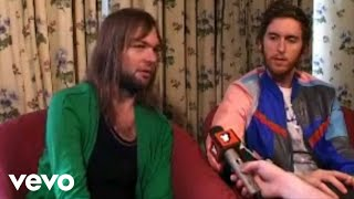 Maroon 5 - Toazted Interview 2007 (part 3)