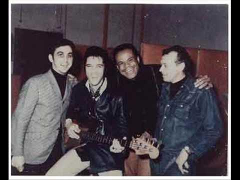 Without A Song - Elvis,Perry Como,Mario Lanza and Roy Hamilton