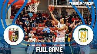 Egis Körmend (HUN) v BC Nevezis (LTU) - Full Game - FIBA Europe Cup 2017-18