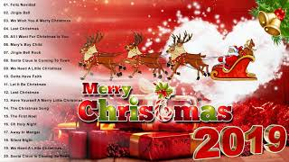Merry Christmas 2019 - Top 100 Merry Christmas Songs 2019 - Best Pop Christmas Songs Ever