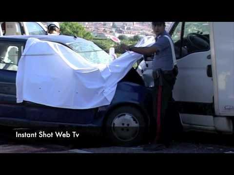 Incidente stradale mortale