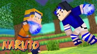 Minecraft : Naruto C #4 - NARUTO vs. SASUKE