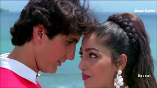 Aankhon Se Dil Mein Utar Ke Jhankar HD   Fareb 1996, from Saadat