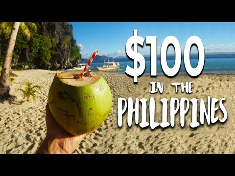 What Can 100 Get in the PHILIPPINES