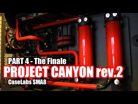 Project Canyon rev.2 - Part 4 - The Finale