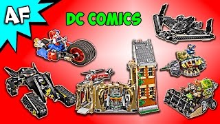 Every Lego DC Comics Super Heroes 2016 Sets - Complete Collection!