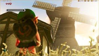 Unreal Engine 4 [4.16] Zelda Ocarina Of Time / Kakariko Village + Download link