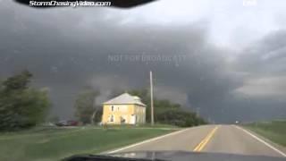 4/24/2016 Central Kansas Storm Chase LIVE