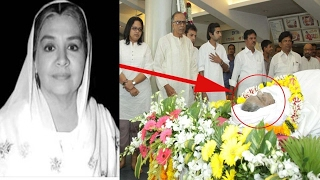 Farida Jalal is not DEAD, Yet another death hoax