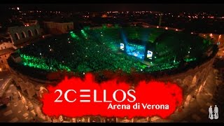 2CELLOS - (I Can't Get No) Satisfaction [Live at Arena di Verona]