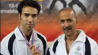 Iran Gojukai Karate Tournament  trailer-  Pars Cup - 2018