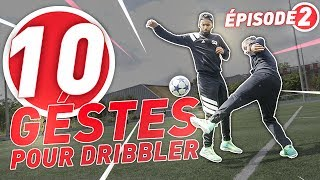 10 GESTES A FAIRE SUR UN TERRAIN DE FOOT ! #EPISODE2