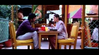 Unnale Unnale Tamil Movie - Vinay and Sadha fight in Pizza Shop
