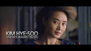 Trailer COIN LOCKER GIRL dir HAN Jun-hee