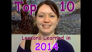 Top 10 Lessons Learned in 2014: ALifeLearned
