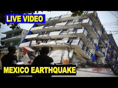 Xxx Mp4 LIVE VIDEO Mexico Earthquake Topples Buildings 3gp Sex