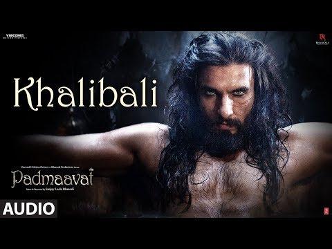 Xxx Mp4 Padmaavat Khalibali Full Audio Song Deepika Padukone Shahid Kapoor Ranveer Singh 3gp Sex