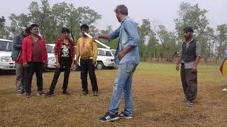 Nikhil upreti's stick stunt //.behind the seen( king)