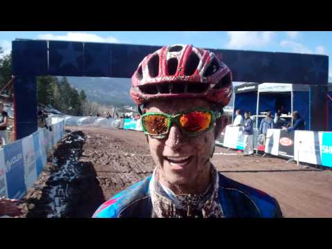 Howard Grotts talks about winning the