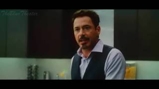 Captain America  Civil War   2016   Avengers's Discussion Scene