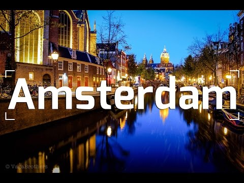 Amsterdam Only Red Lights & Weed