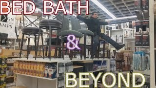 Random Adventures Episode 34: Bed bath and beyond