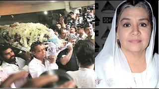Farida Jalal is still alive, Yet another death hoax