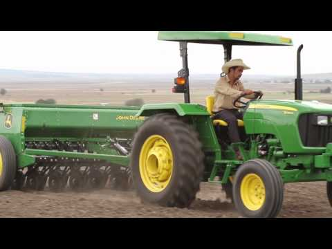 John Deere Lanzamiento Tractores Serie 5D 5E