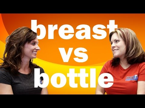 Infant Feeding Skills - Breast and Bottle - Podcast #16
