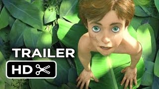 Tarzan 3D Official Full-Length Trailer (2013) - Kellan Lutz Movie HD