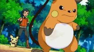 Pokemon-Pikachu vs Raichu (AMV)
