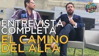 Entrevista Completa El Camino del Alfa en El Almohadazo de MVS con Fernanda Tapia