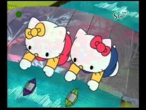 Hello Kitty odcinek 07 A bajki Papierowe Zabawy PL