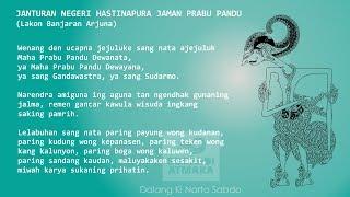 Latihan Janturan: [2] Negeri Hastinapura Jaman Prabu Pandu lakon Banjaran Arjuna