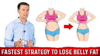 Fastest Strategy to Lose Belly Fat