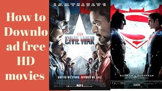 How to Download Bluray Movies for free - without using torrent (under 2 minutes)