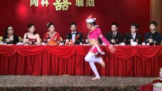 Dance Performance at A Wedding Reception Toronto Wedding & Event Videography Videographer