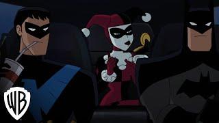 "Batman and Harley Quinn - ""Booster"" Digital"