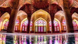 The Nasīr al-Mulk Mosque,  مسجد نصیرالملک
