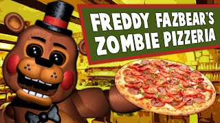 FREDDY FAZBEAR'S ZOMBIE PIZZERIA (Five Nights at Freddy's) ★ Left 4 Dead 2 Mod (L4D2 Zombie Games)