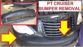 Mqdefault on Pt Cruiser Front Bumper Removal
