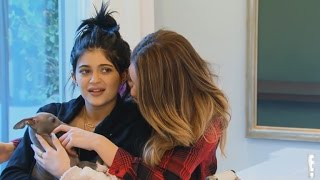 Kylie Jenner Gives Mom Kris Some Serious Attitude on