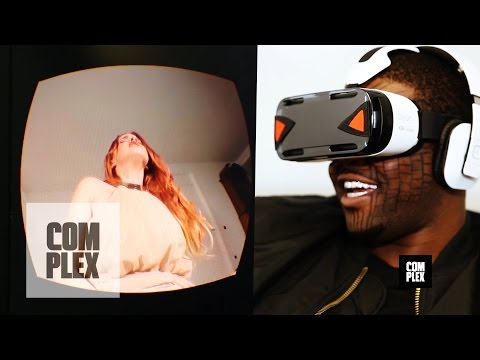 Xxx Mp4 VR Porn Reactions On Oculus From Rappers Action Bronson A AP Ferg Fetty Wap And Other Musicians 3gp Sex