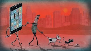 Painful illustrations that reveal the harsh reality of our world