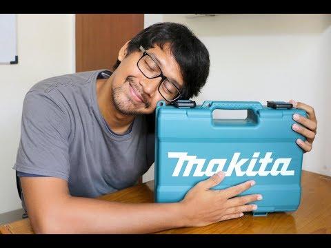 Xxx Mp4 Bor Baterai Canggih Makita HP331DWYE Cordless Hammer Driver Drill Review Lengkap 3gp Sex