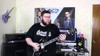 Straight Out Of Line-Godsmack(Guitar Cover)