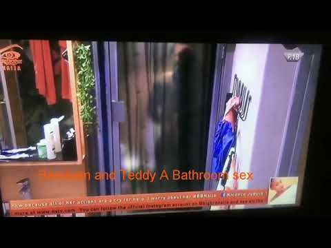 Xxx Mp4 Big Brother Naija 2018 Teddy A And Bambam Had Sex In The Toilet 3gp Sex
